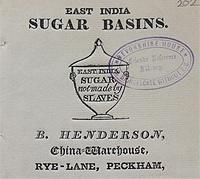 sugar basins